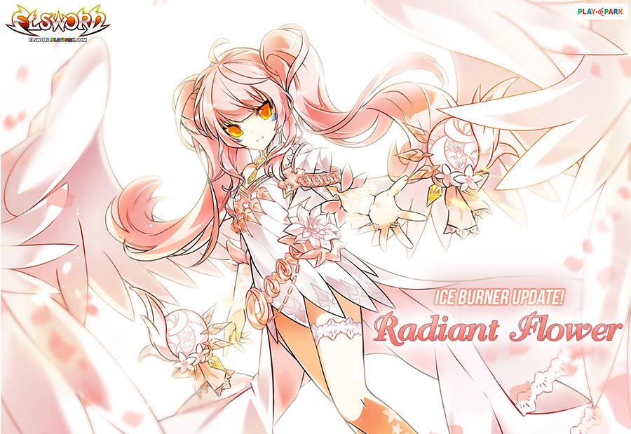 [Ice Update] Radiant Flower