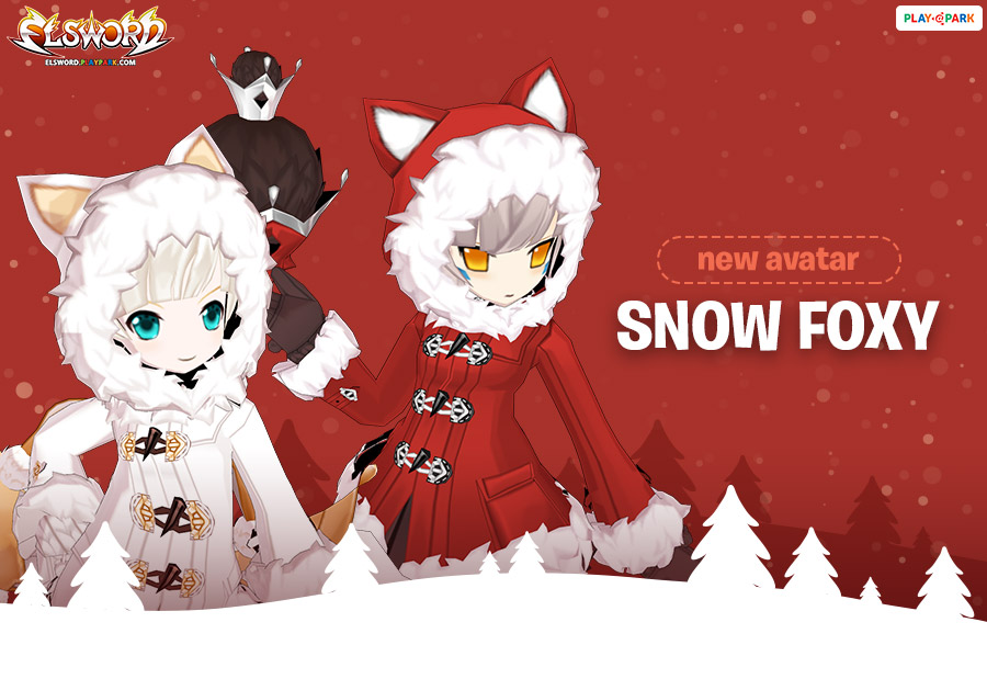 [New Avatar] SnowFoxy