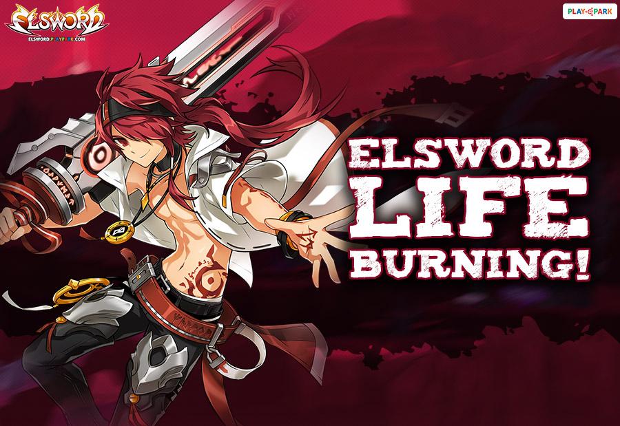 El Life Burning Event
