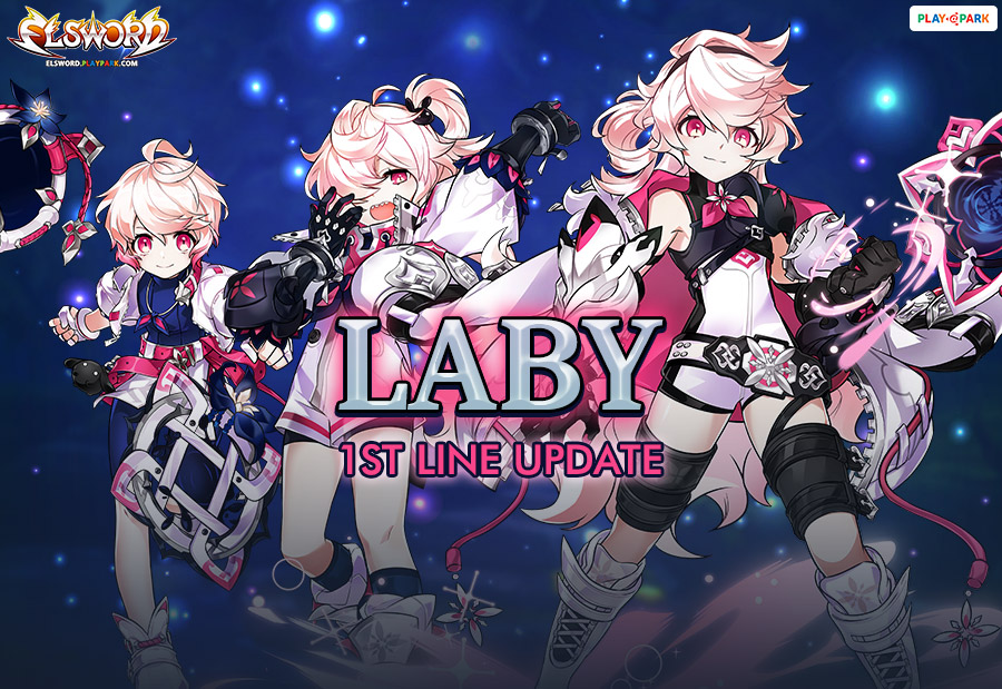 LABY 1st LINE UPDATE