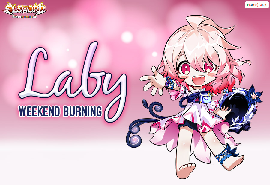 Weekend Burning with Laby!