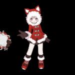 Laby_Snow Foxy_Raspberry_2