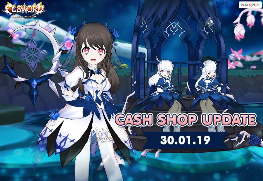 [Cash Shop Update] 30-01-62