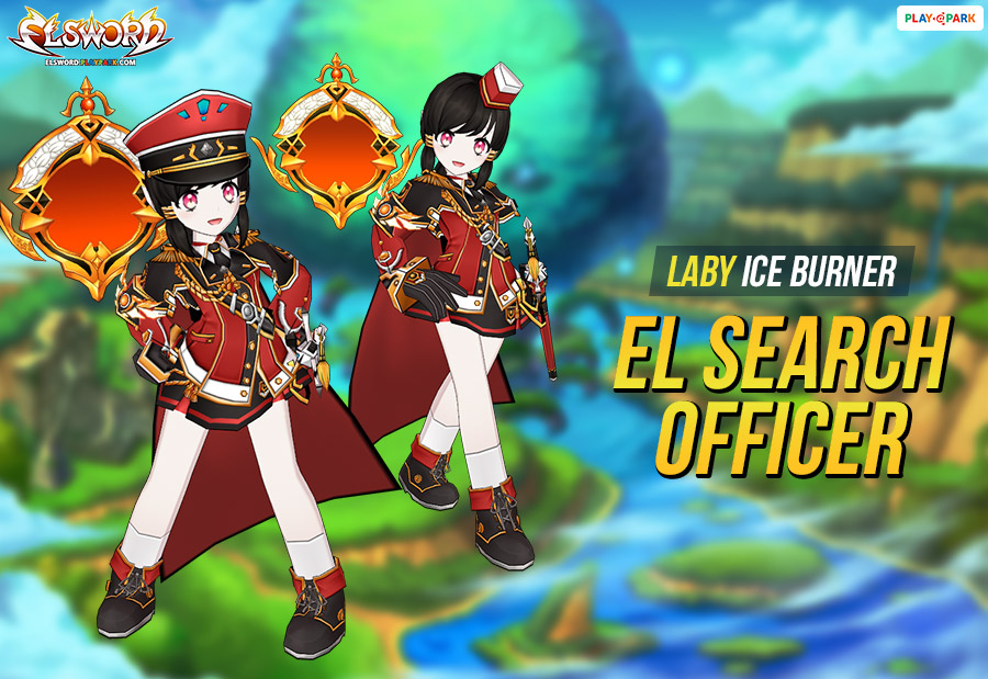 Laby Ice Burner : El Search Officer
