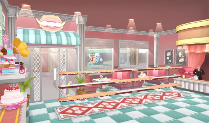 Event Dungeon (Dessert Cafe)