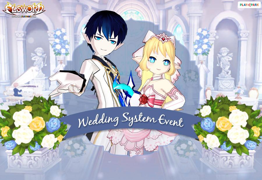 [Elsword] Wedding Event