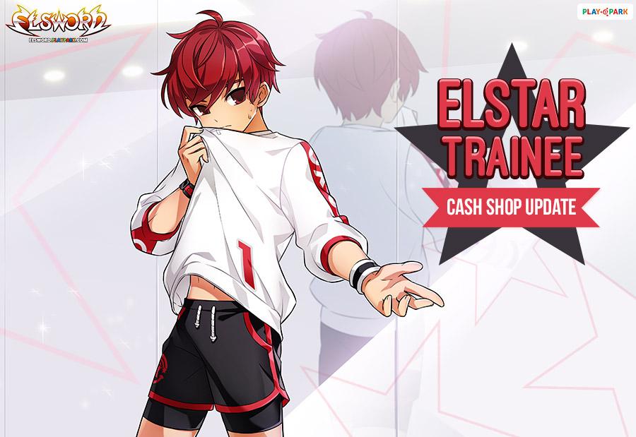 [Elsword]Cash Shop Update ELSTAR
