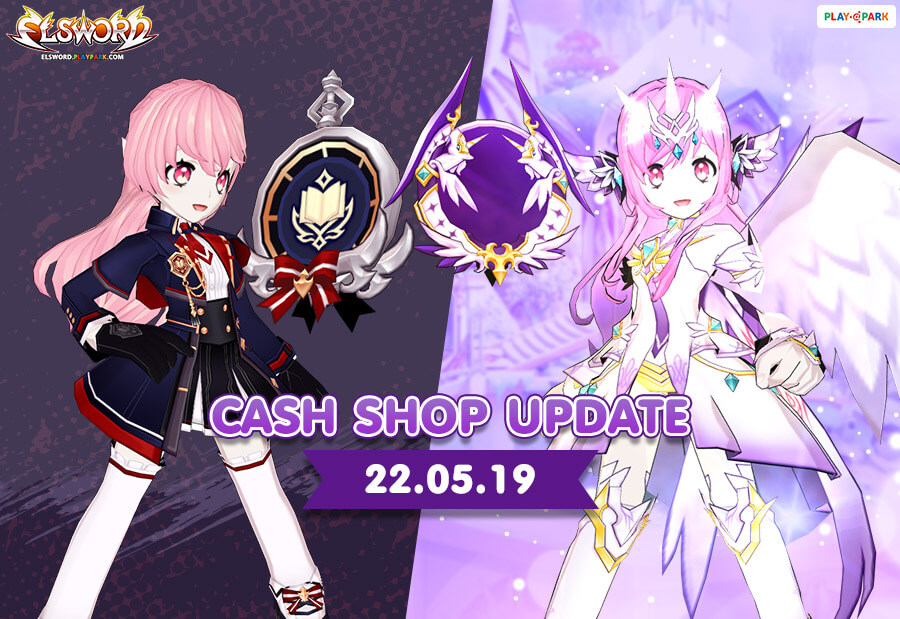 [Elsword] Cash Shop Update 22/05/2019