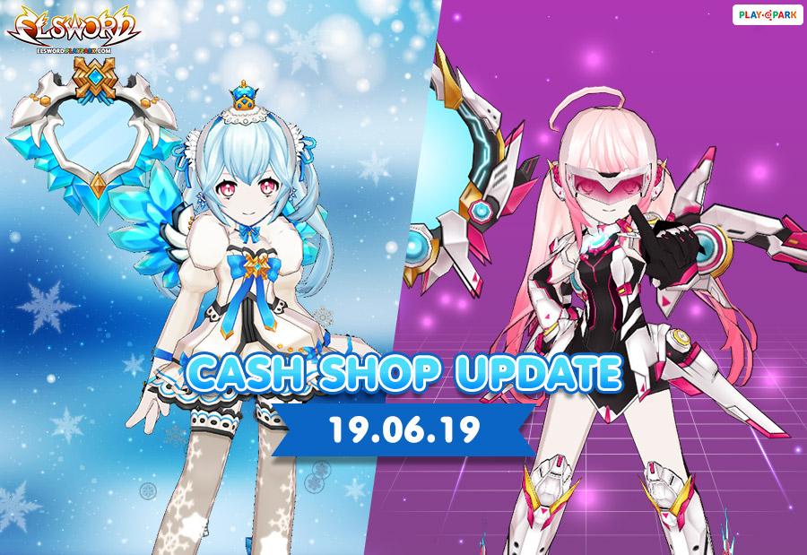 [Elsword] Cash Shop Update 19/06/2019