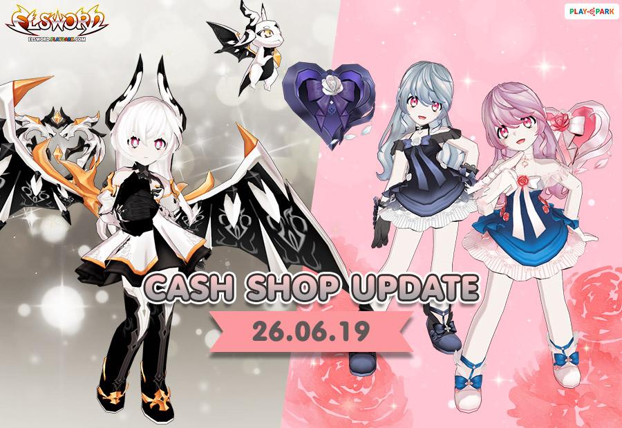 [Elsword] Cash Shop Update 26/06/2019
