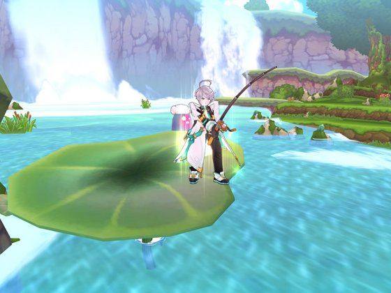 [Elsword] Fishing Update