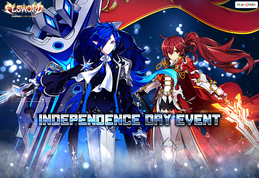 [Elsword] 2019 Independence Day Event