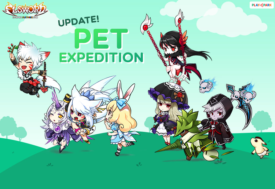 [Elsword] Pet Expedition