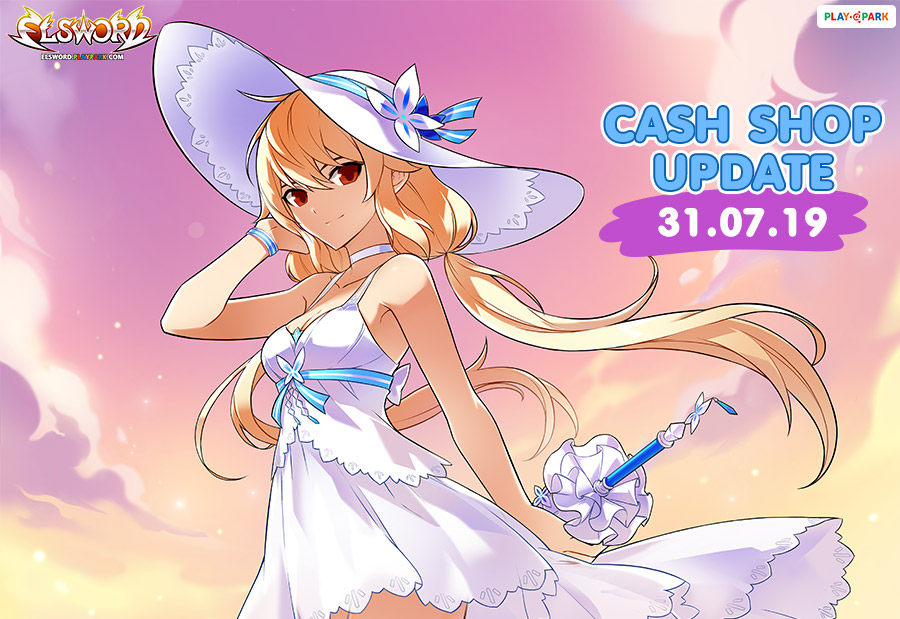 [Elsword] Cash Shop Update 31/07/2019