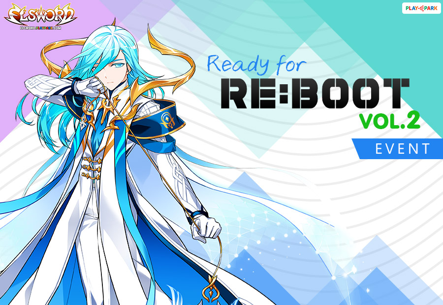 [Elsword] 2nd Character Reboot Pre-Event