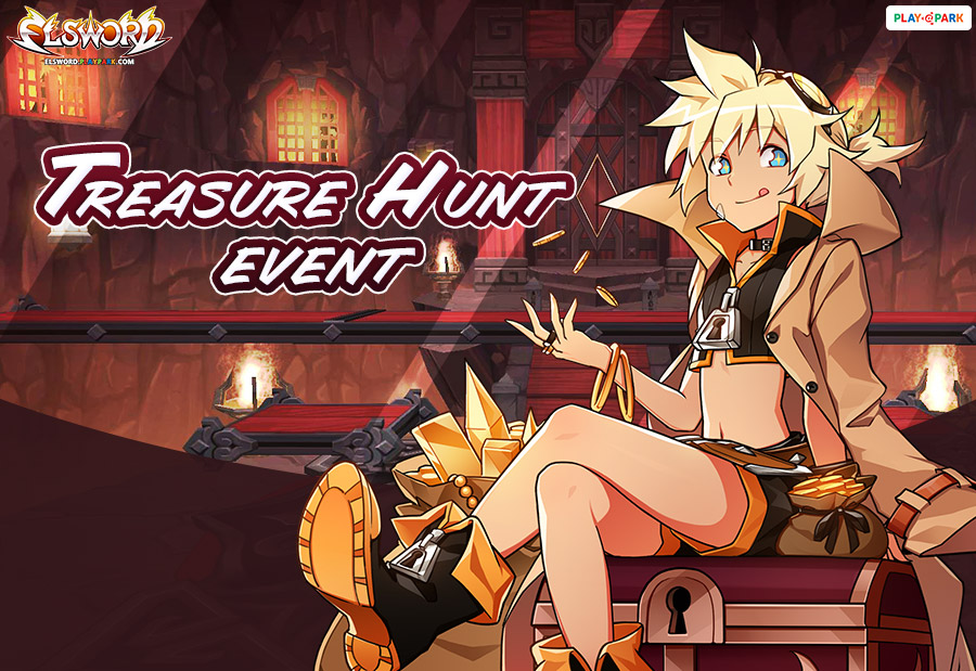 [Elsword] Treasure Hunt!