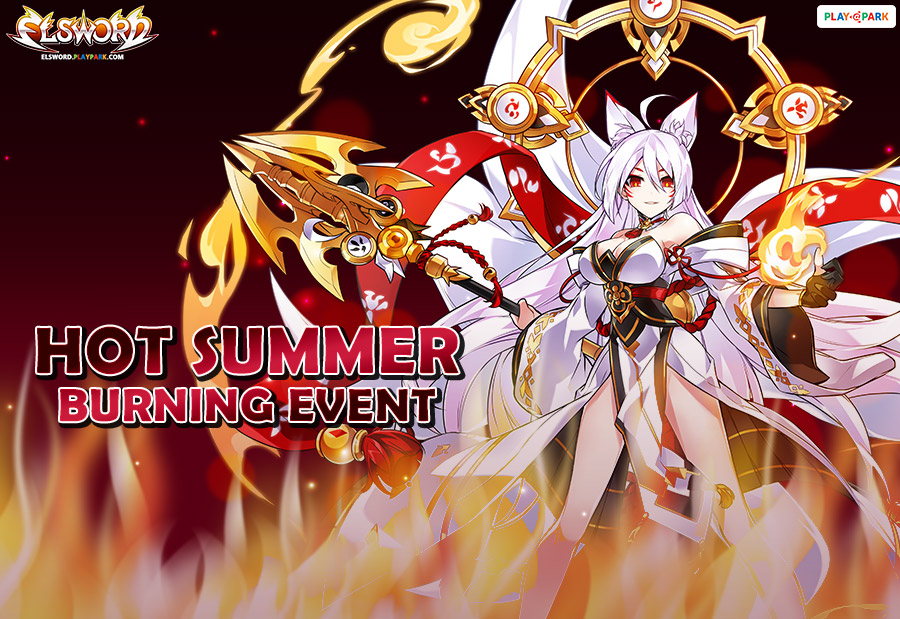 [Elsword] Hot Summer Burning Event