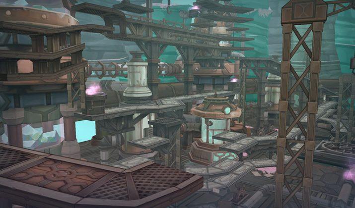[Elsword] Rigomor Dungeon Update Event 2