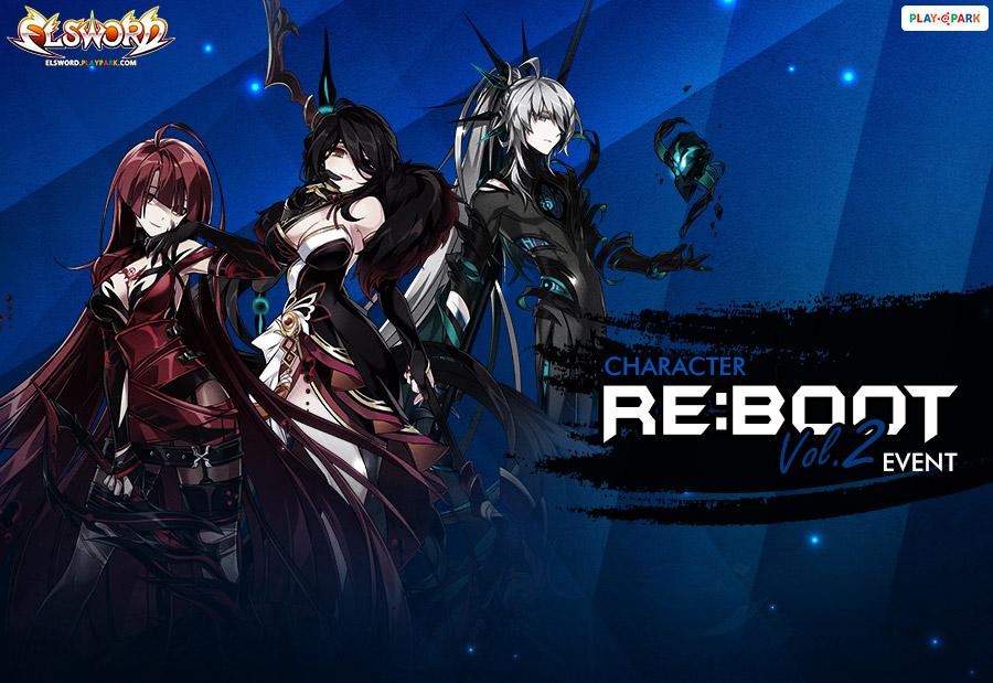 [Elsword] Character Reboot Event 2
