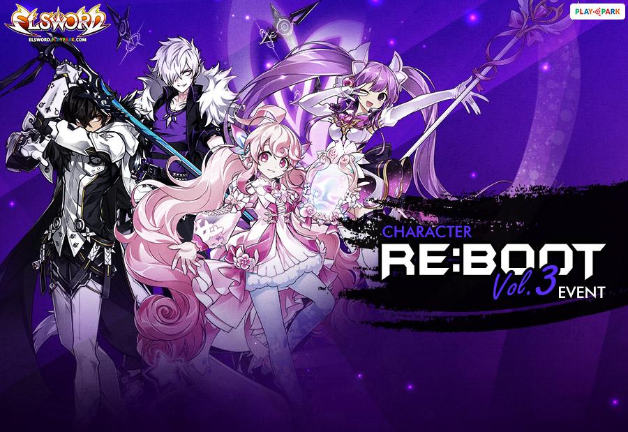 [Elsword] Character Reboot Event 3