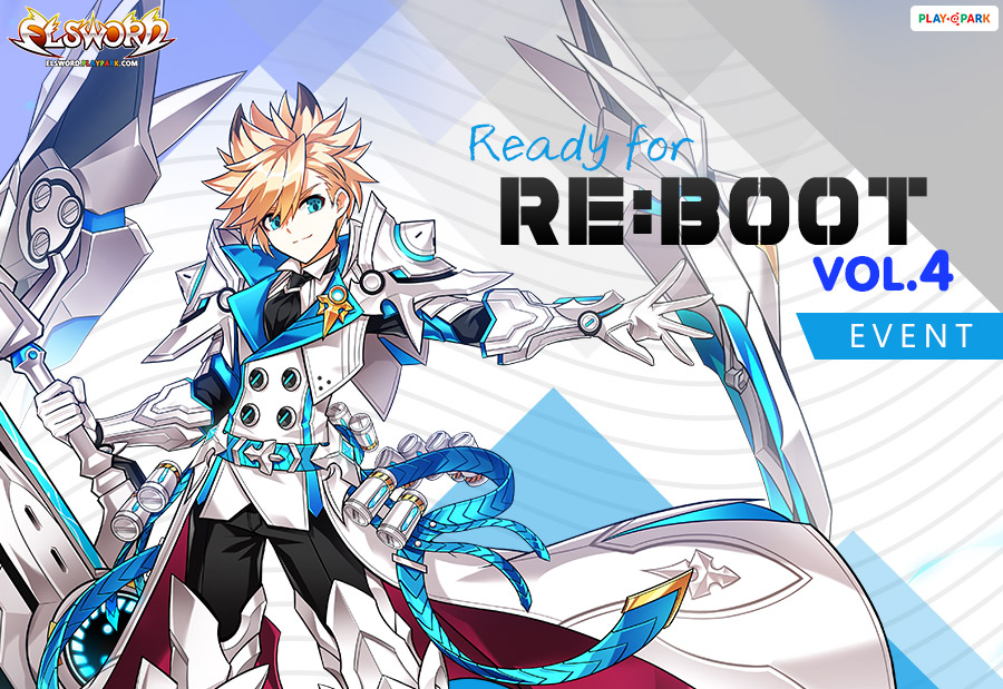 [Elsword] 4th Character Reboot Pre-Event