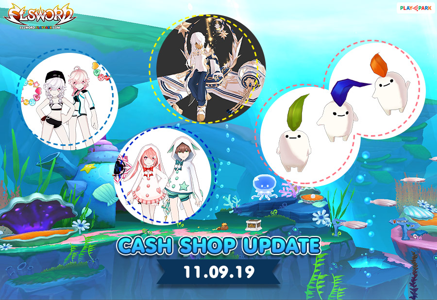 [Elsword] Cash Shop Update 11/09/2019