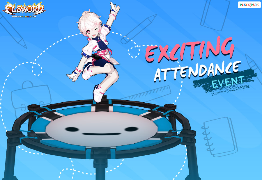 [Elsword] Exciting Attendance Event