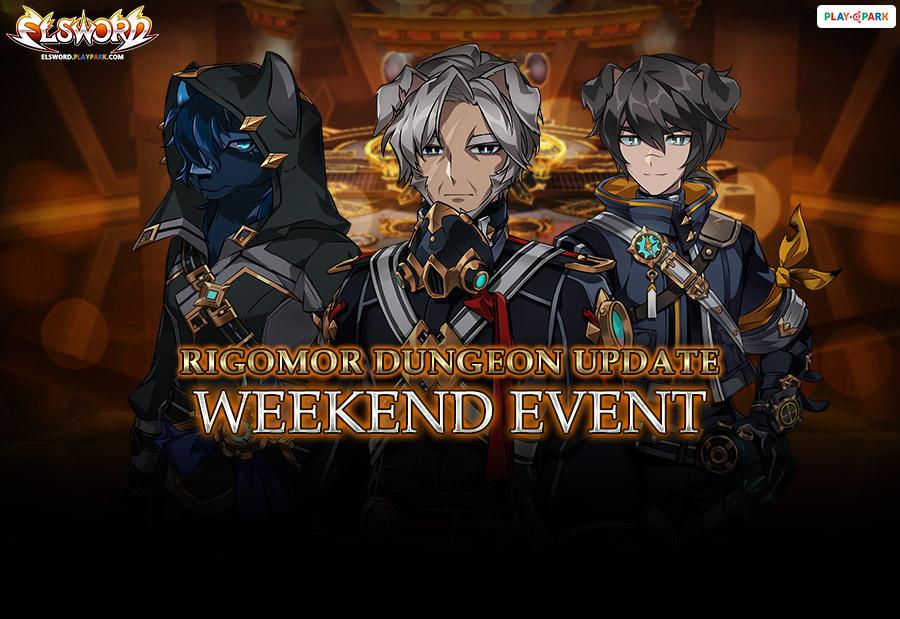 [Elsword] Rigomor Dungeon Update Weekend Event