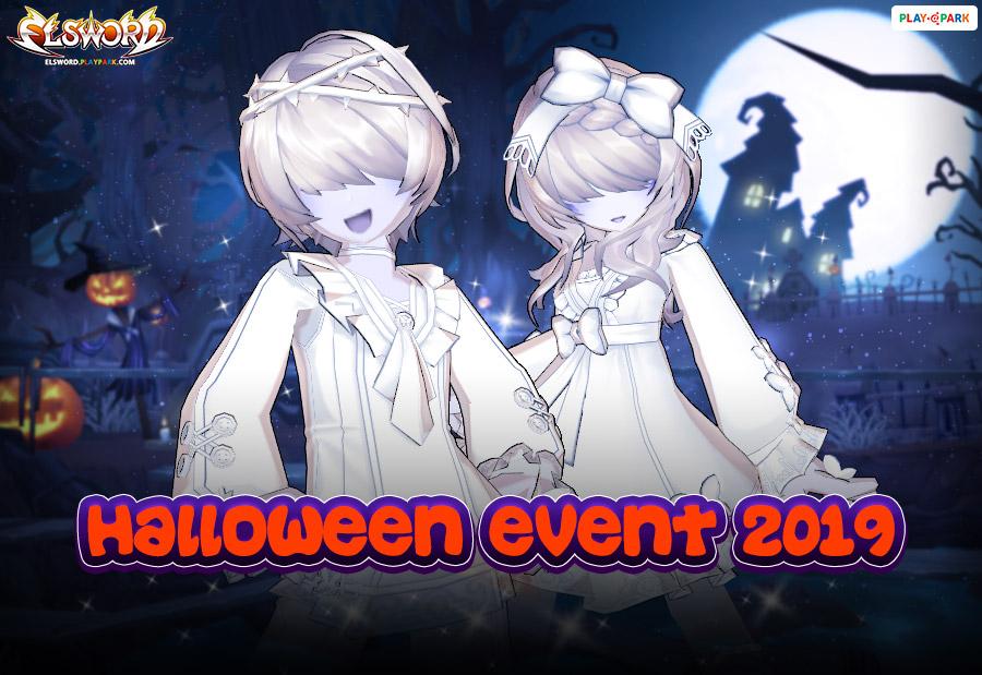 [Elsword] Halloween Event