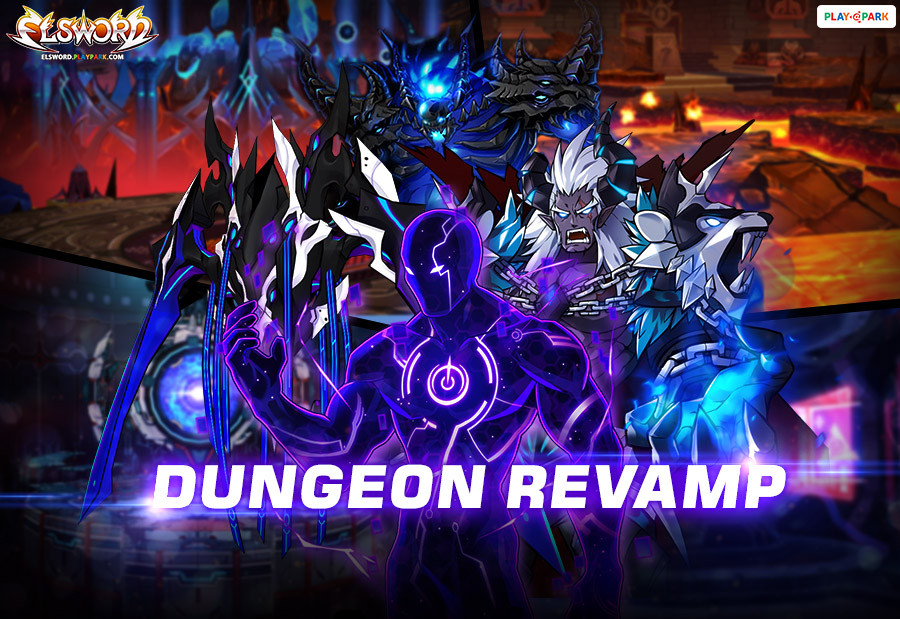 [Elsword] Secret/Heroic/Elrianode Dungeon Revamp Event