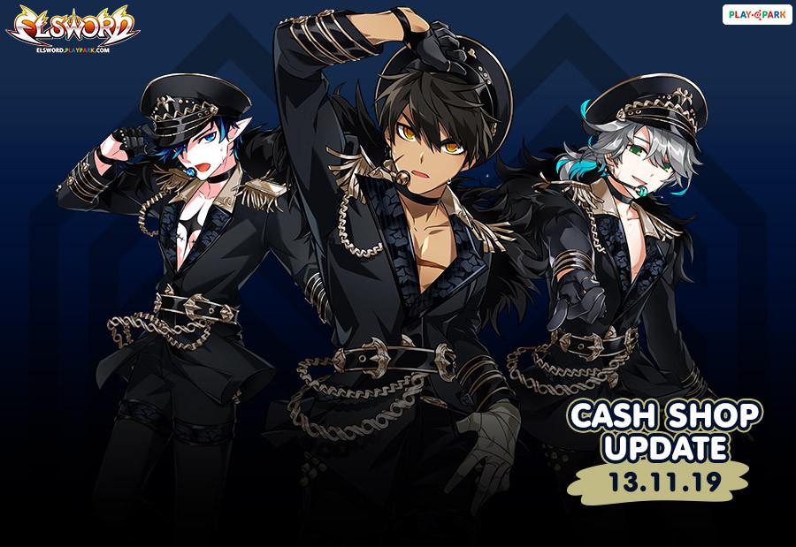 [Elsword] Cash Shop Update 13/11/2019