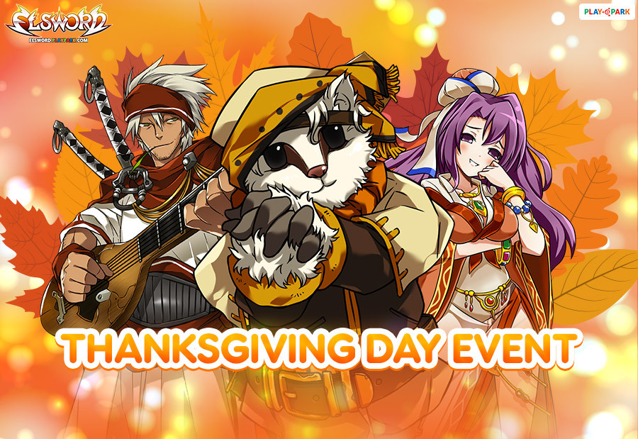 [Elsword] 2019 Thanksgiving Event