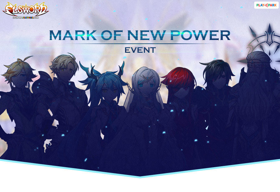 [Elsword] Mark of New Power Event