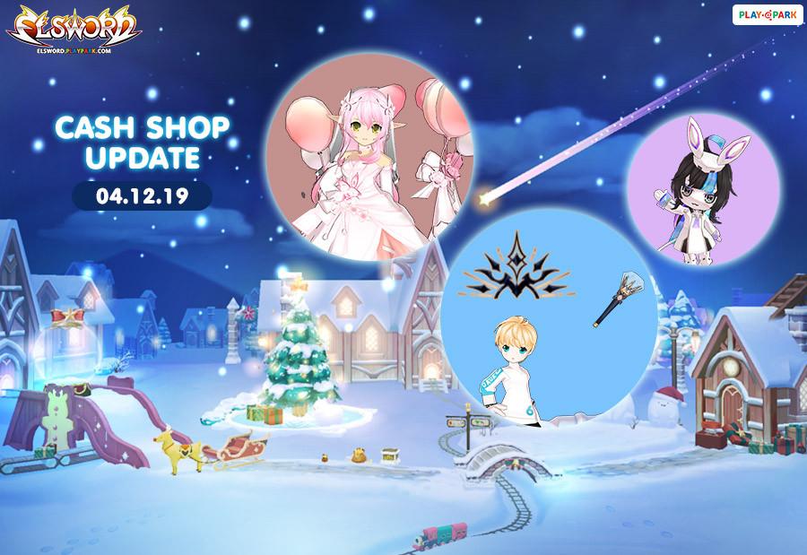 [Elsword] Cash Shop Update 04/12/2019