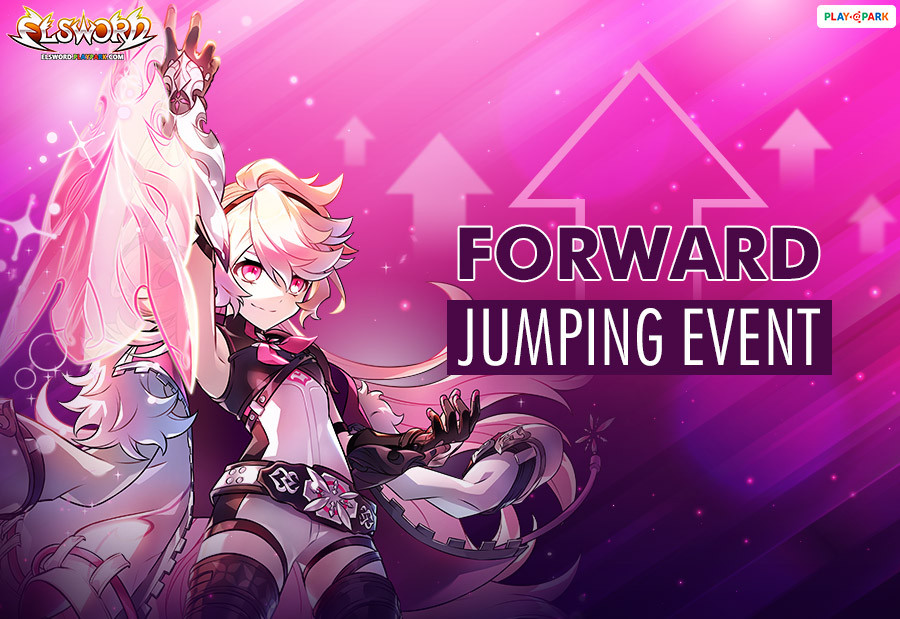 [Elsword] FORWARD Jumping Event