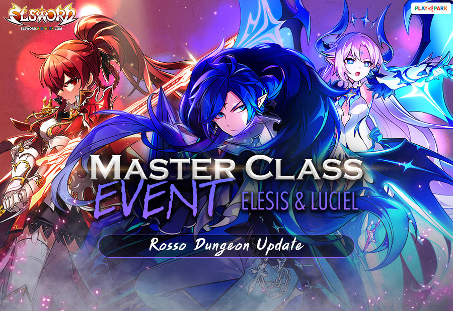 [Elsword]Rosso Dungeon Update Event