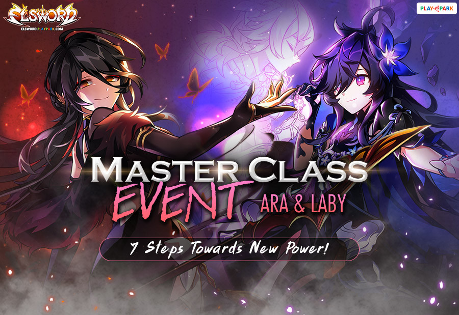 [Elsword] Seven Steps Towards New Power! - Ara, Laby