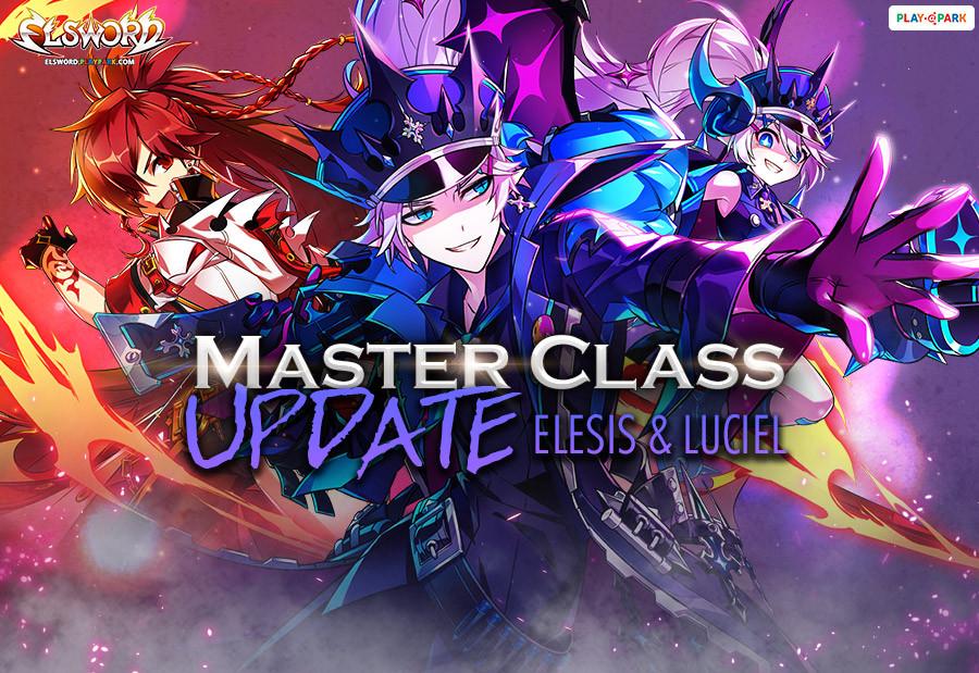 [Elsword] Master Class 2