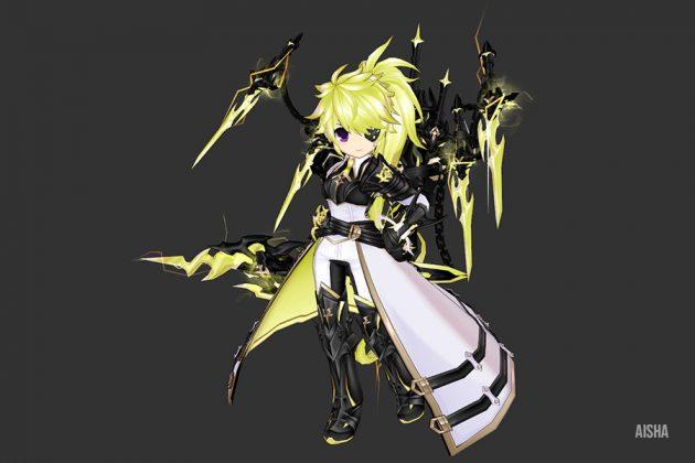 [Elsword]Ice Burner Update : Brilliant Knight