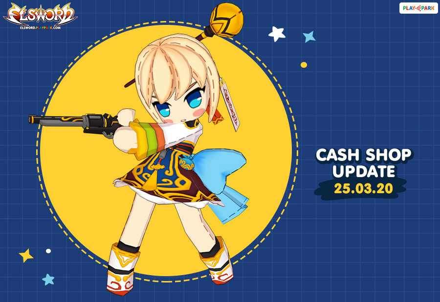 [Elsword] Cash Shop Update 25/03/2020