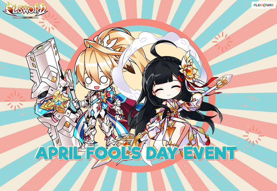 [Elsword] 2020 April Fools Event