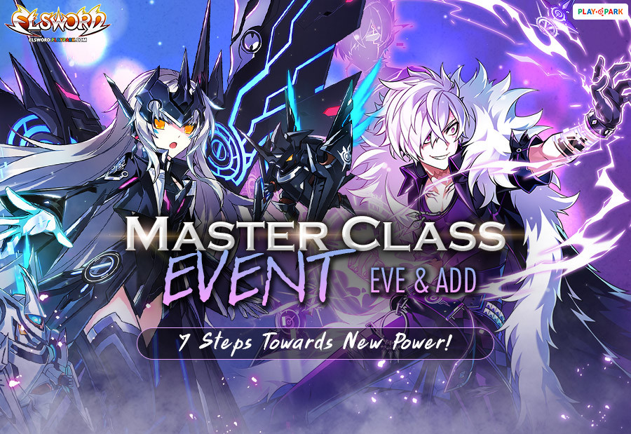 [Elsword] Seven Steps Towards New Power! – Eve, Add