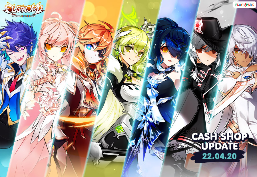[Elsword] Cash Shop Update 22/04/2020