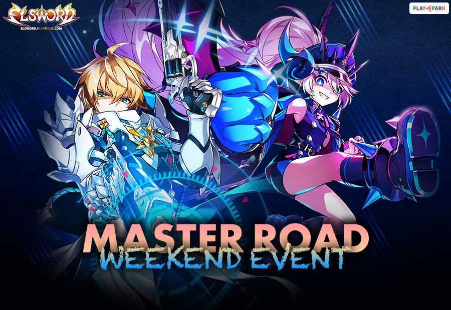 [Elsword] Master Road Weekend Event