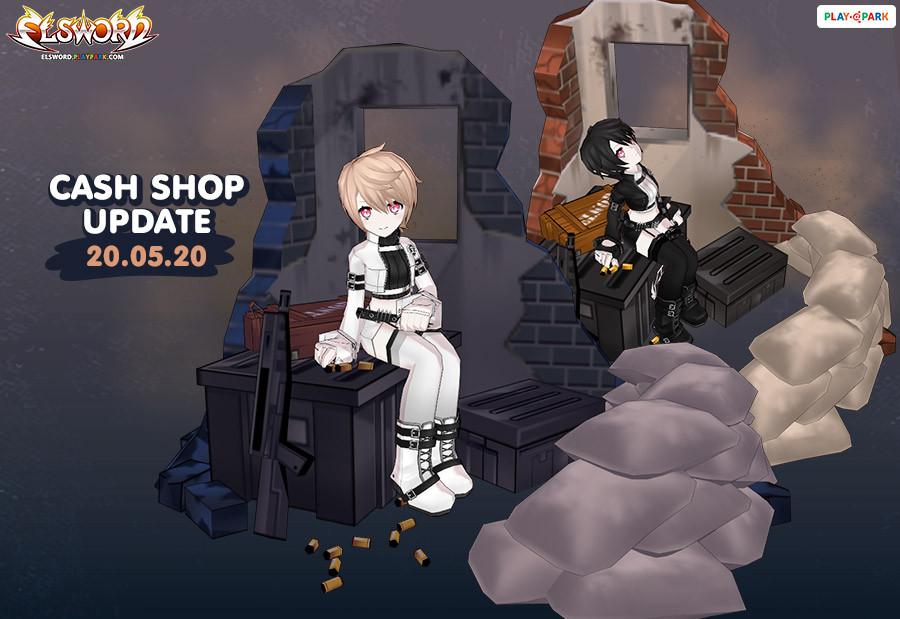 [Elsword] Cash Shop Update 20/05/2020
