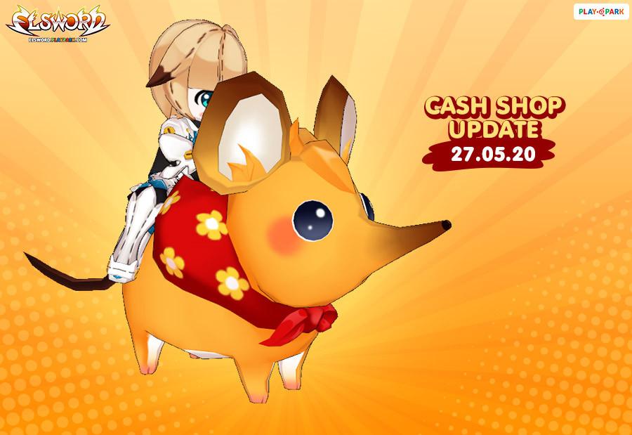 [Elsword] Cash Shop Update 27/05/2020
