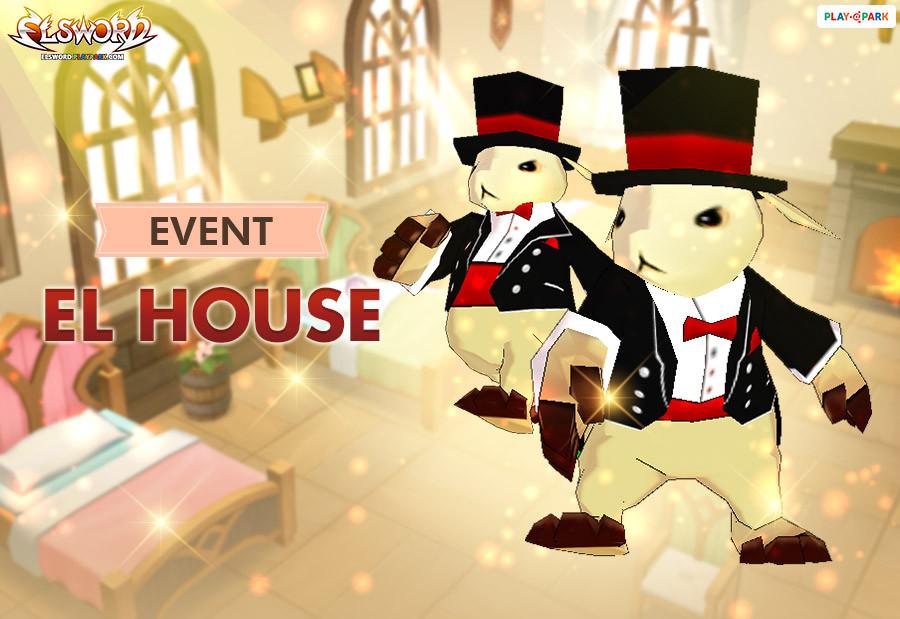 [Elsword] Housing Celebration Event