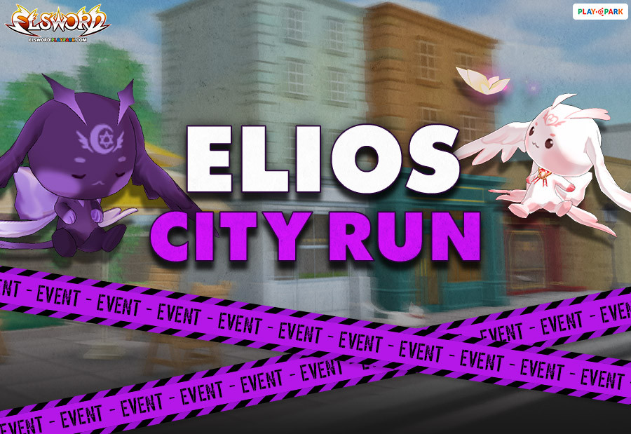 [Elsword] Elrios City Run Event