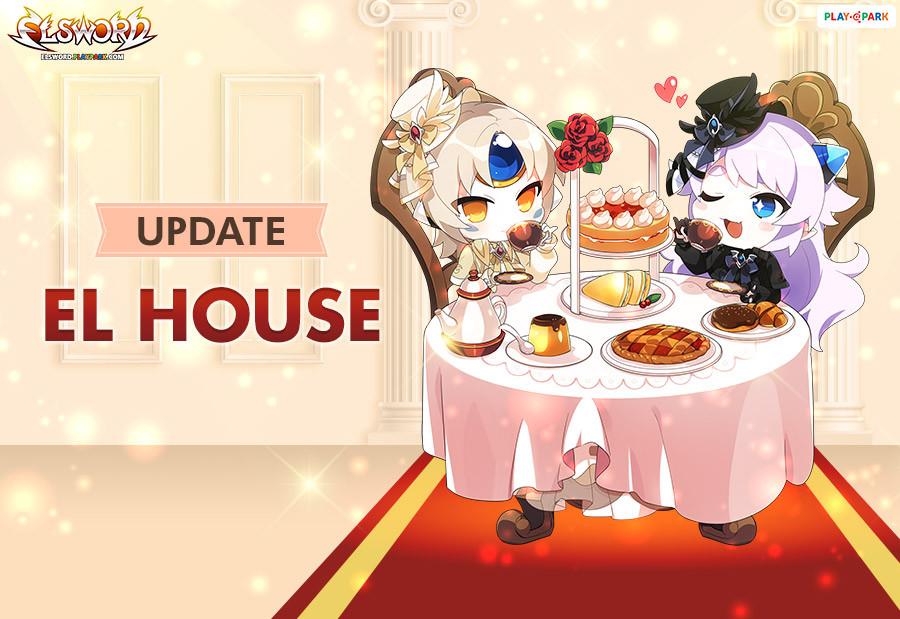 [Elsword] El House