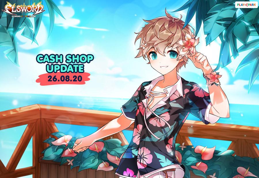 [Elsword] Cash Shop Update 26/08/2563